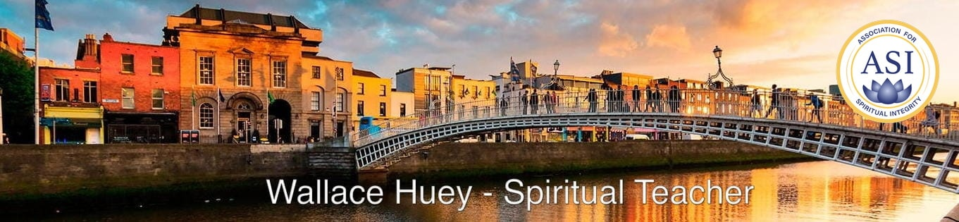 Wallace Huey - Dublin Hapenny Bridge