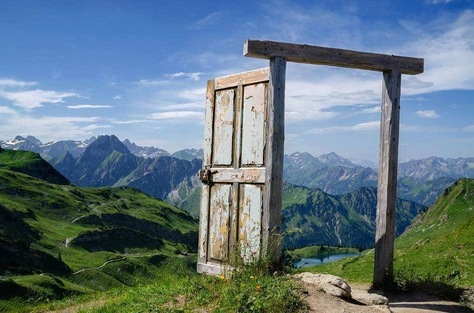 opening doors of perception